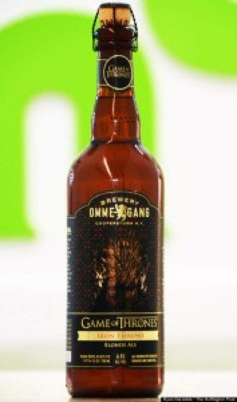 Game of Thrones Inspired Beer